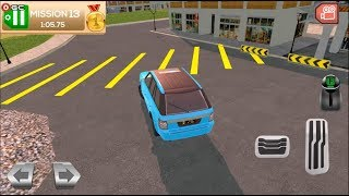 My Holiday Car - Sports Car City Parking Games - Android Gameplay FHD #2