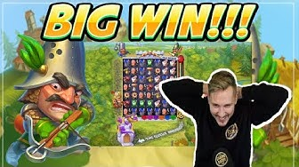BIG WIN! Micro Knights Big win - BIG BET on Casino Games from Casinodaddy LIVE STREAM
