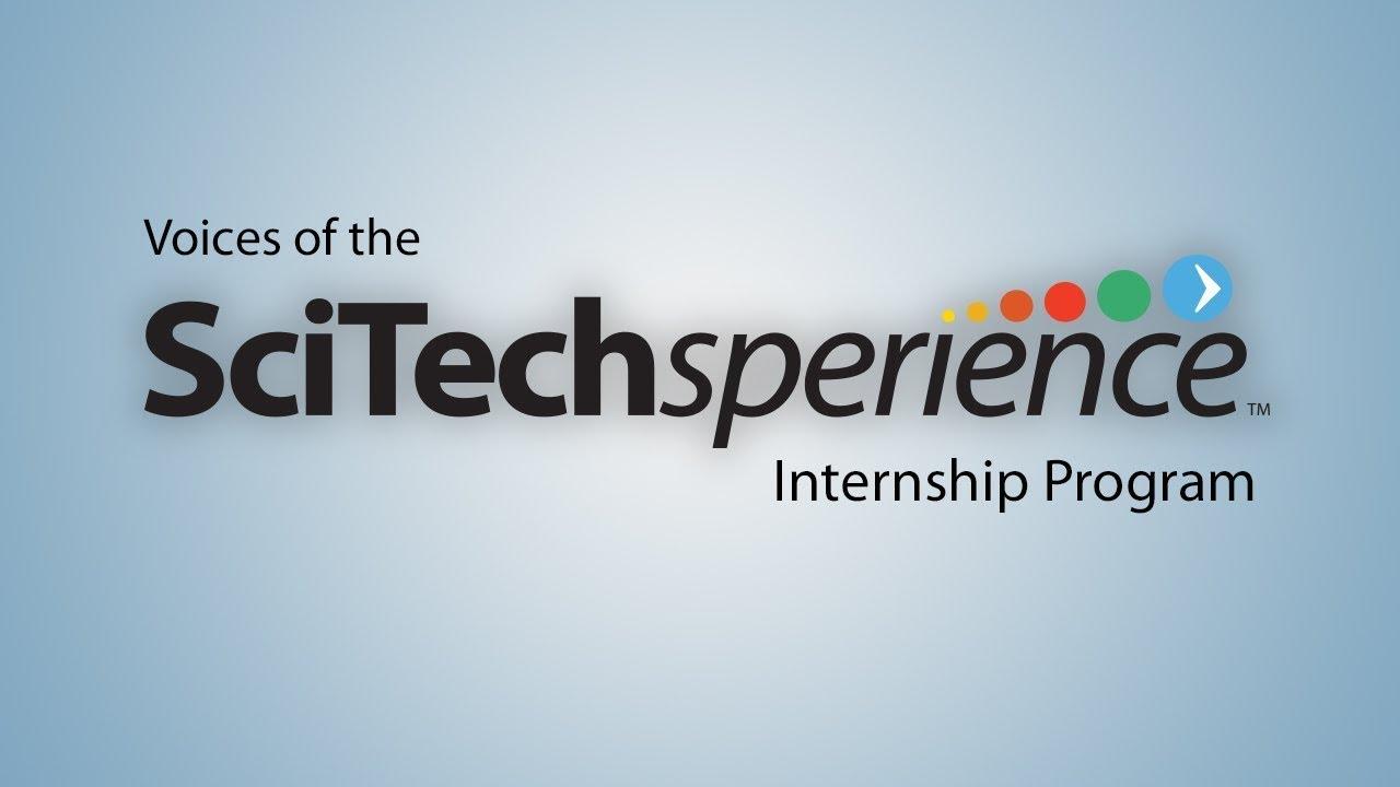 SciTechsperience | Welcome to SciTechsperience