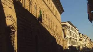 Medici Palace In Florence, Italy