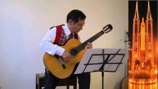 Bài Thánh Ca Buồn (A Sad Christmas Hymn) - Guitar: Đăng Thảo