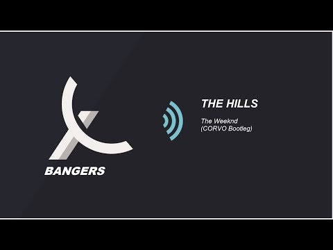 The Weeknd - The HilIs (CORVO Bootleg)