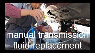 i can't duplicate the problem. Replace trans fluid, coolant leak? Toyota Camry √ Fix it Angel