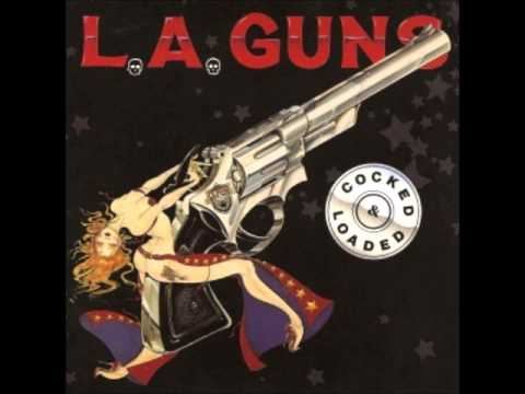 L.A. GUNS - Cocked & Loaded (Full Album)