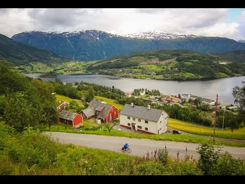 """Eric's First Bike Tour in Norway - """"The Big Hill"""" - EP. #49"""