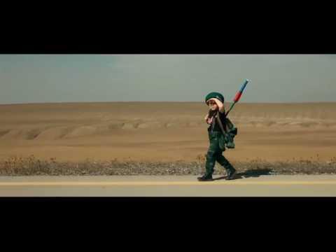 Azerbeycanlı Küçük Kız Türk Milleti İçin Söylediği Şarkı (İgid Asker)