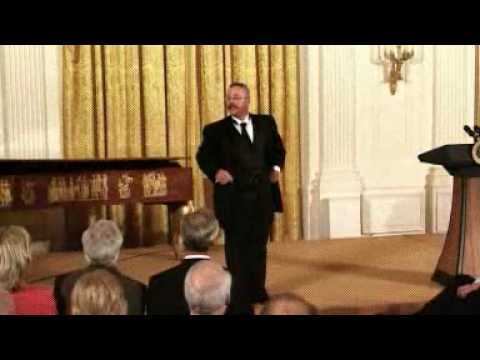 Part 2: Joe Wiegand as Theodore Roosevelt, the White House East Room