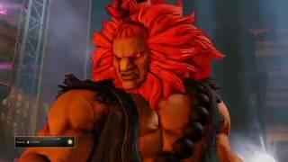 """Double KO"" Street Fighter V Arcade Edition"