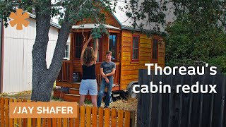 Thoreau's cabin redux: Jay Shafer on tiny homes and happiness