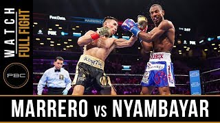 Marrero vs Nyambayar FULL FIGHT: January 26, 2019 - PBC on FOX