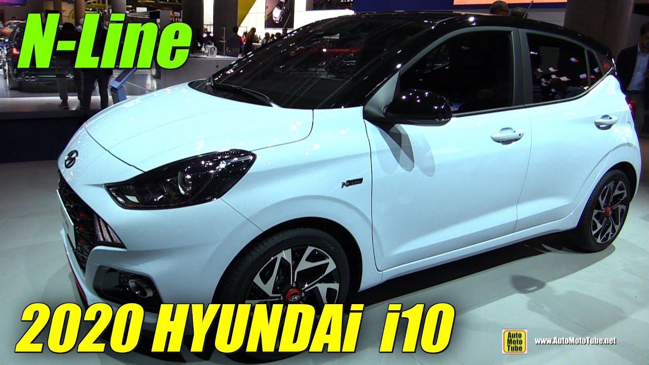 2020 Hyundai I10 N Line Exterior And Interior Walkaround Debut