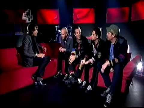 Coldplay Interview & Performance 2008