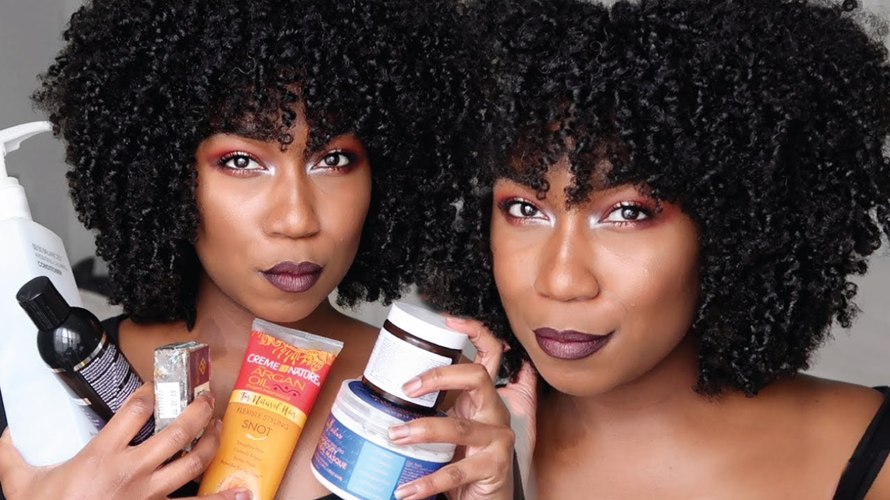Natural Hair Styling Tools: My Favorite Natural Hair Products 2017