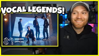 SHINee 샤이니 'Don't Call Me' MV REACTION ! | VOCAL LEGENDS !