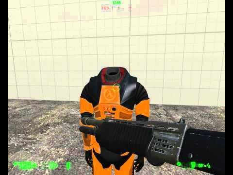 black mesa 2015 weapons hgrunt animation