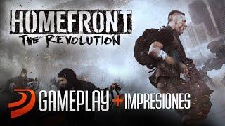 Homefront The Revolution: 10 mins de Gameplay Multiplayer Co-Op