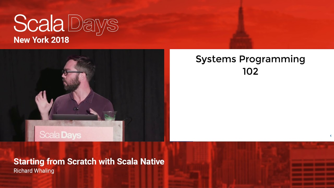 Starting from Scratch with Scala Native by Richard Whaling
