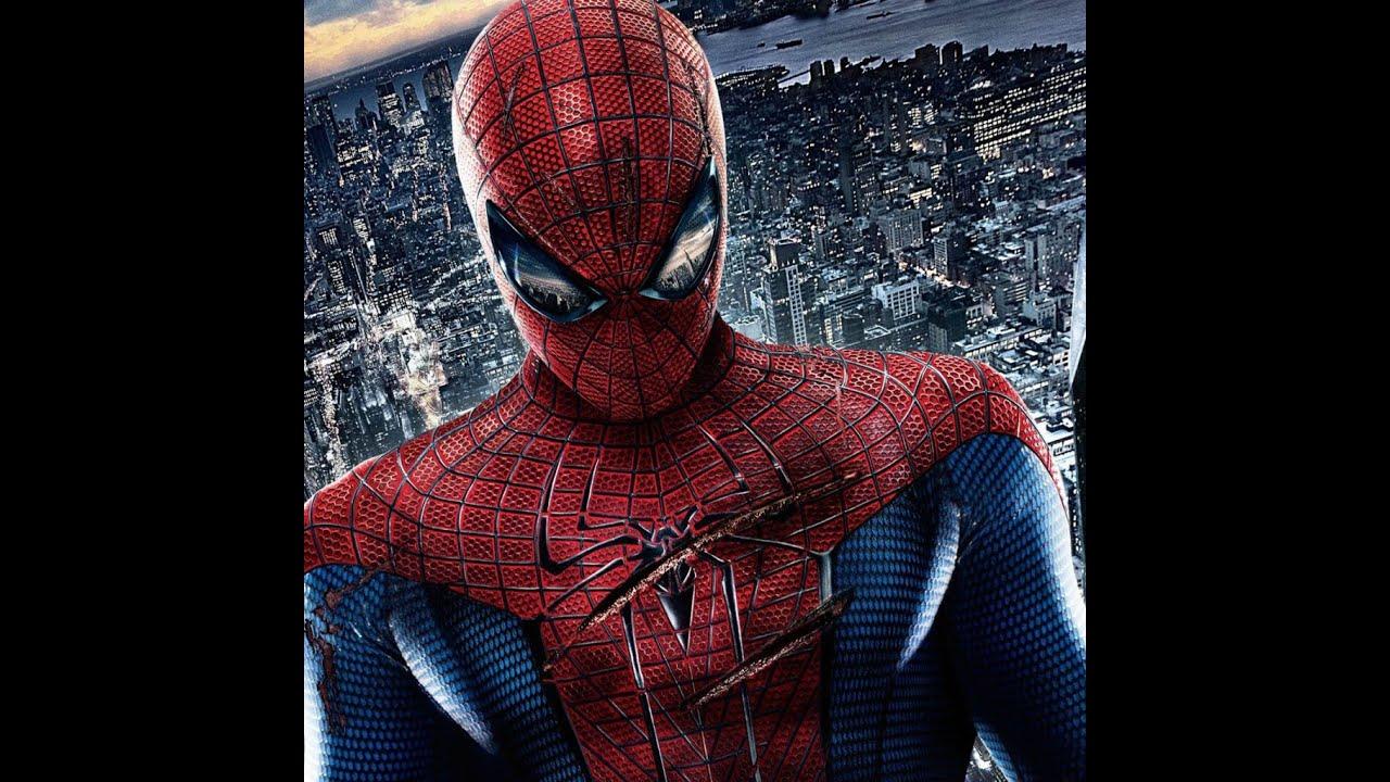 человека паука и венома