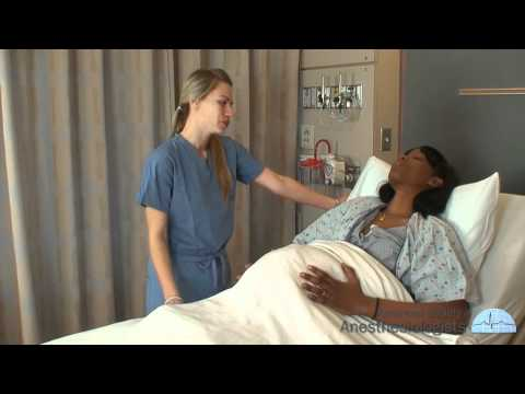 Obstetric Anesthesia Spanish Language