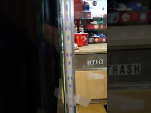 Retrofit the Bakery case