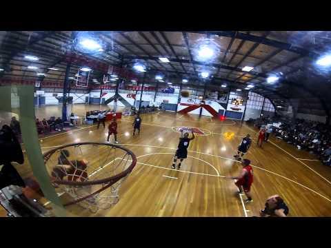 Butler Bulldogs vs Norths Bears 6.8.2013 Highlights (Butler Australian Tour)