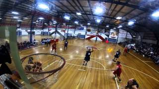 Butler Bulldogs vs Norths Bears 6.8.2013 Highlights (Butler Australian Tour)