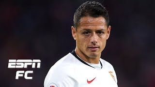 Could Chicharito fill the void left by Zlatan Ibrahimovic at the LA Galaxy? | ESPN FC