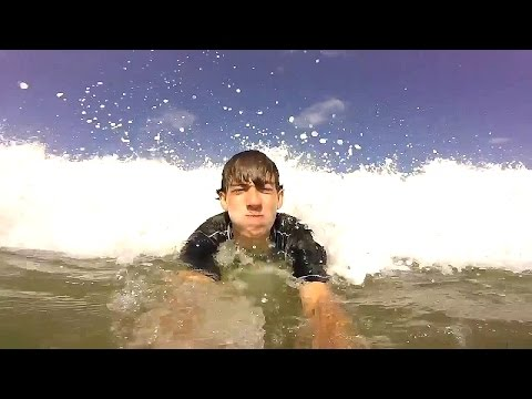 The Beach GoPro Dam Neck Beach