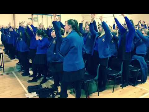 Laughter Yoga St Mary's Derry
