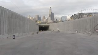 The part of the SR 99 tunnel built without Bertha