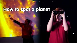How to spot a planet | Do Try This At Home | We The Curious