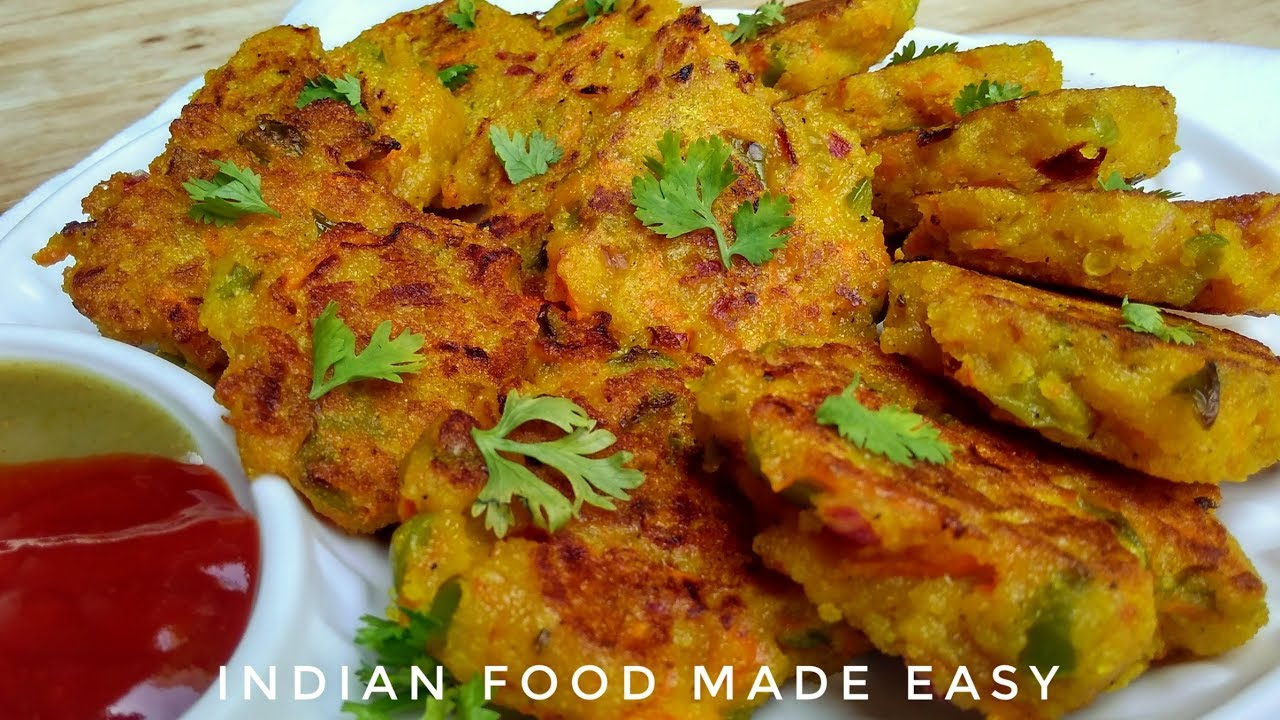 Easy Indian Snack Recipes India Food Made Easy Youtube