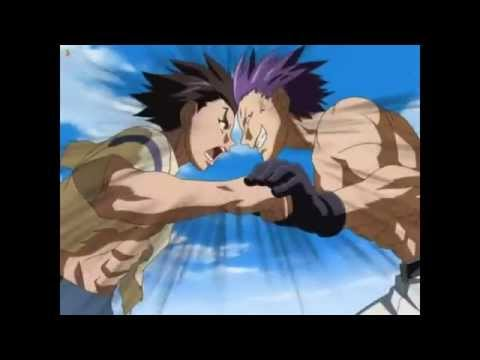 Kenichi the mightiest disciple kenichi vs odin