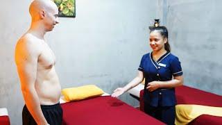 💆 ASMR Head Massage with Loud Neck Crack   Vietnam SPA