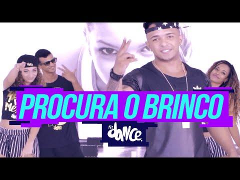 Procura O Brinco - La Fúria - Coreografia | Choreography - FitDance - 4k