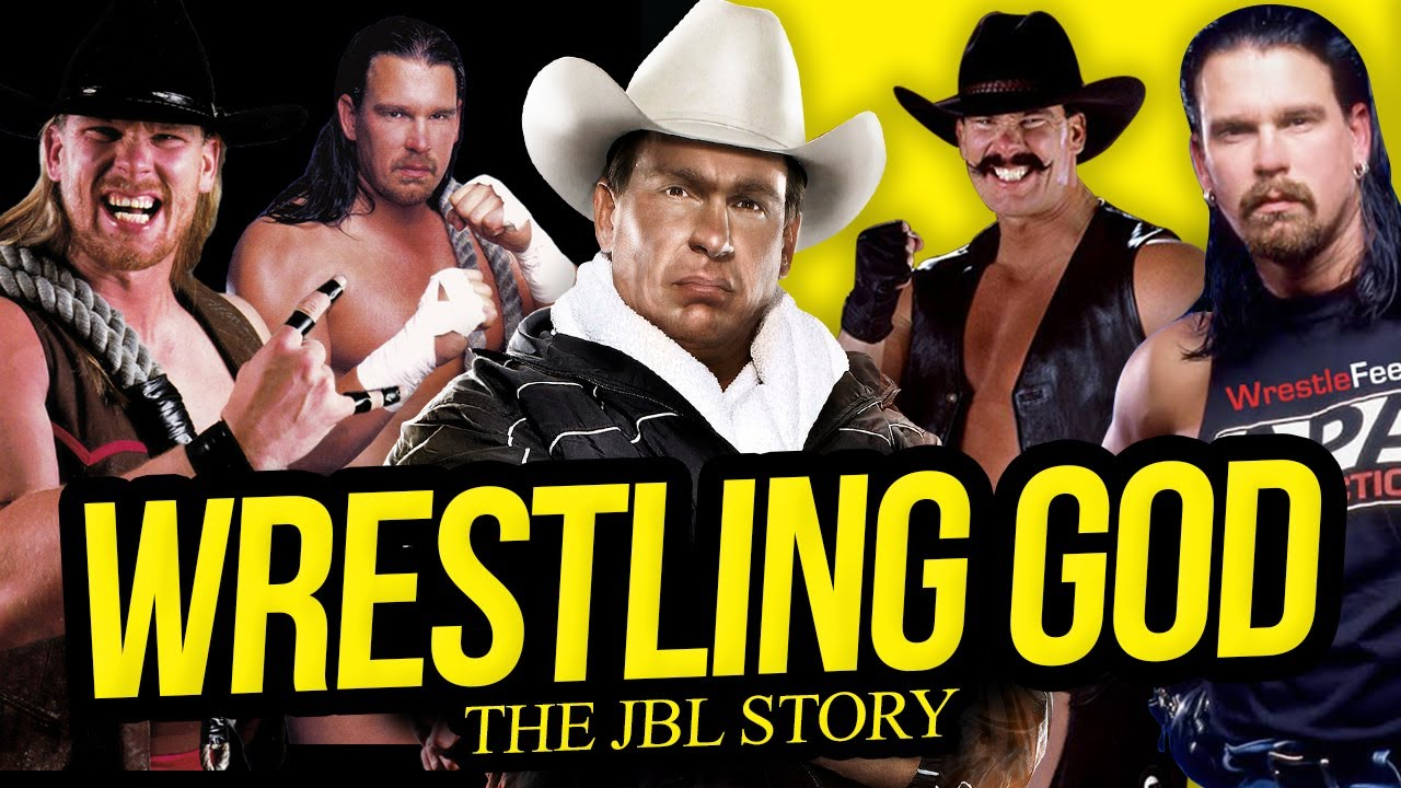 Download WRESTLING GOD   The JBL Story (Full Career Documentary)