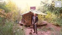 Seit 6 Jahren alleine im Wald - Marc Freukes der Aussteiger