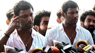 Vishal Answers, how he is going to handle both Nadigar Sangam and Producers Council | TN 61