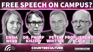 Campus Freedom: The Threat to Free Speech in University & Academic Life
