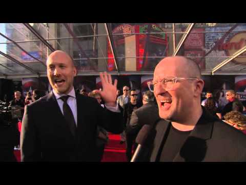 Captain America: Civil War: Writers Christopher Markus & Stephen McFeely Official Premiere Interview