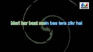Halka Halka Karaoke With Lyrics
