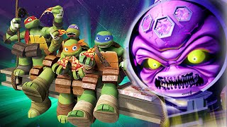 Teenage Mutant Ninja Turtles: Legends | All Boss Final Battle
