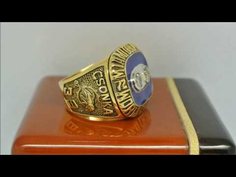 Miami Dolphins 1973 NFL Super Bowl VII Championship Ring