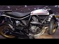 Ducati Scrambler X Desert Sled 2017