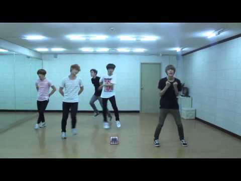 MIRRORED Mambo - A Prince (에이프린스) Dance Practice
