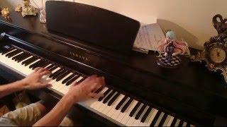 Mikazuki (ミカヅキ) - Ranpo Kitan: Game of Laplace 乱歩奇譚 ED (Piano Cover)