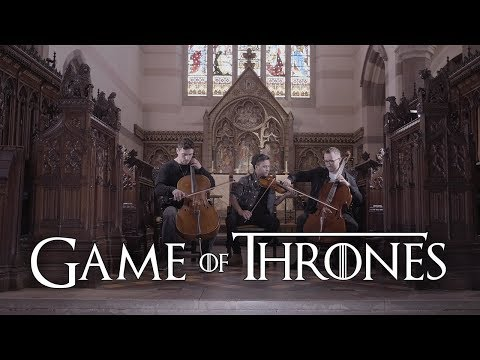 Game Of Thrones - Violin Cello Cover Ember Trio