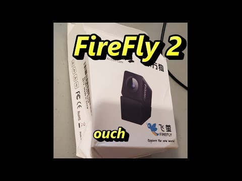 Hawkeye firefly 2 action camera review fpv hd camera