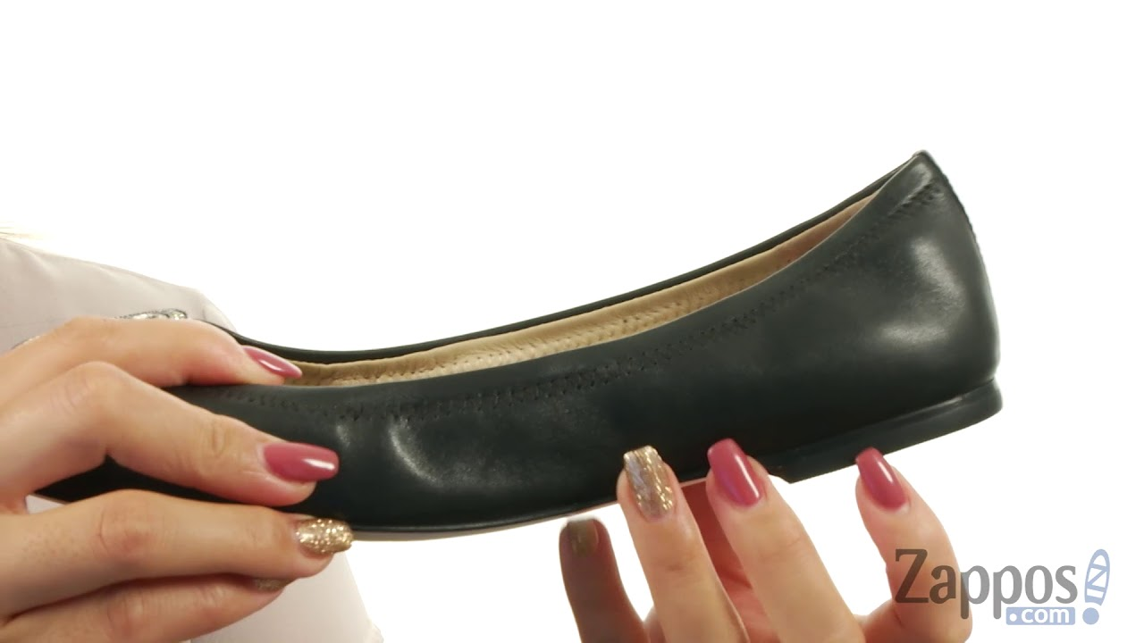2a63a887b5a Tory Burch Liana Ballet Flat SKU  9034707 - YouTube