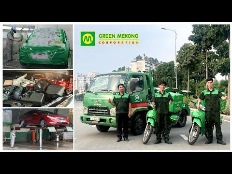 - GREEN MEKONG AUTO - Hệ thống Trung tâm Sửa chữa bảo trì ô tô toàn quốc